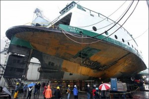 hull-of-the-quinault-in-dry-dock